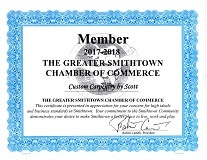 smithtown chamber of commerce membership